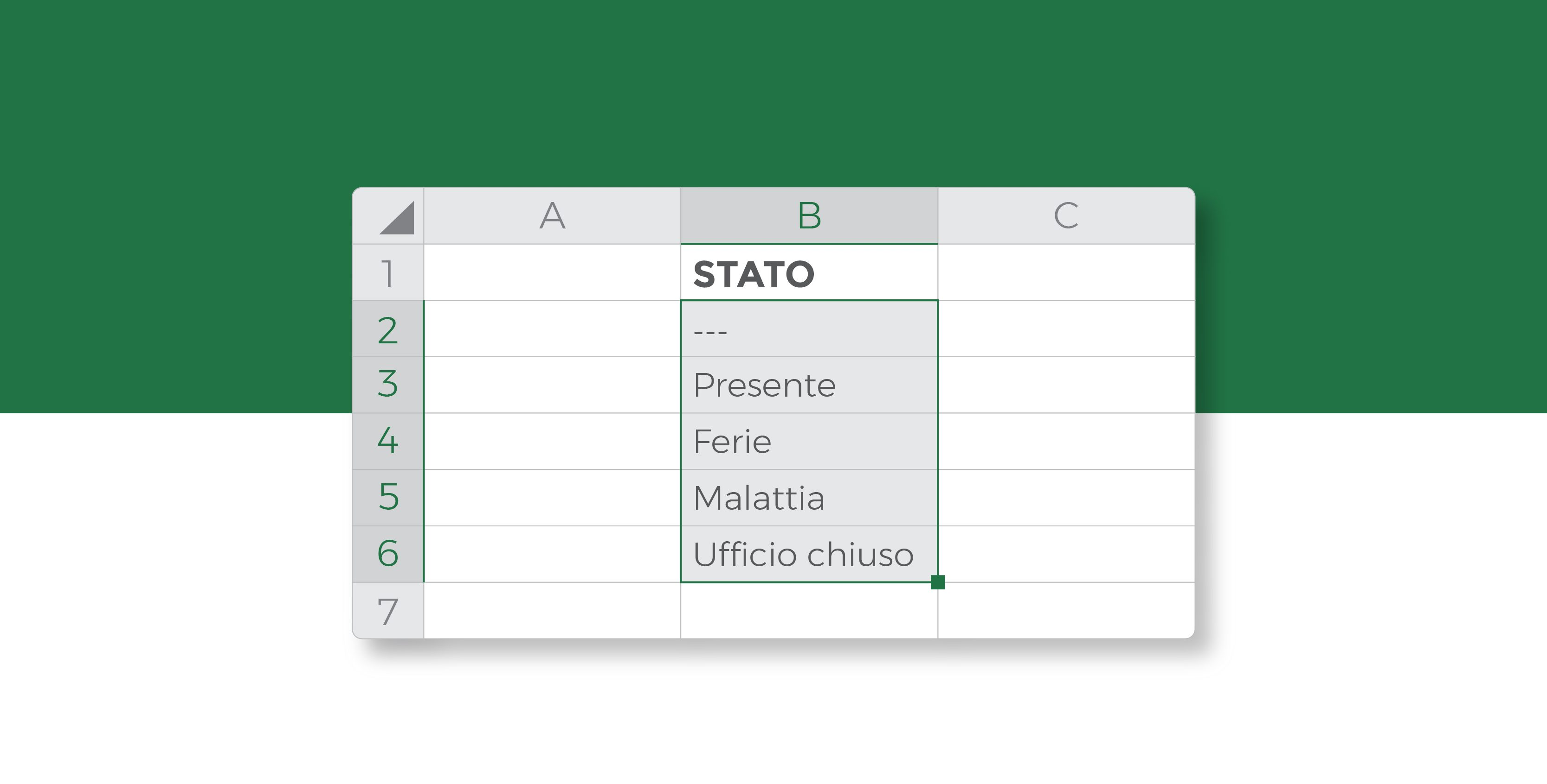Inserire Calendario In Excel Menu A Tendina.Creare Un Menu A Tendina Con Microsoft Excel Sin Tesi Forma