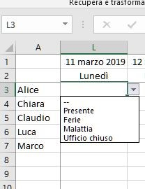 tutorial excel tendina 6